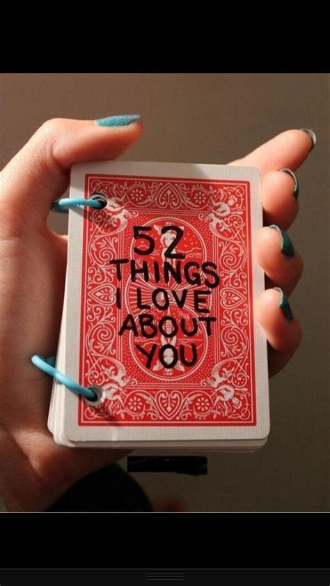 Deck Of Cards Gift For Girlfriend - 25 best present ideas for girlfriend on pinterest birthday presents for girlfriend