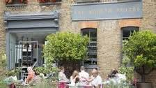 al fresco restaurants  london summer  london
