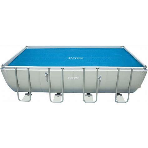 pool 3x4 meter intex solarzeil 5 49 x 2 74 meter