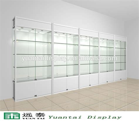 vitrine modern modern custom made glass vitrine jewelry display showcase