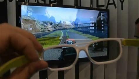 Set K D Kruwil Noka lg dual play convierte un cinema 3d tv en dos pantalla