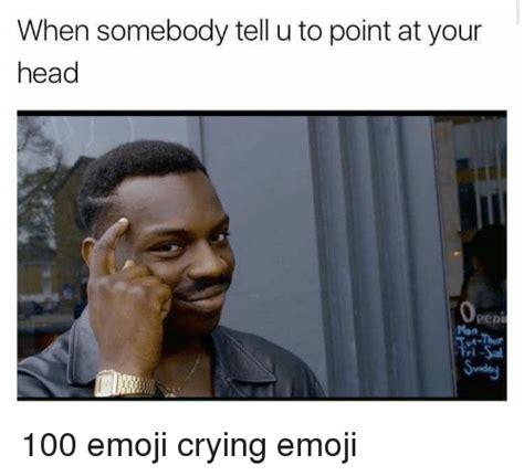 Meme Head - 25 best memes about 100 emoji 100 emoji memes
