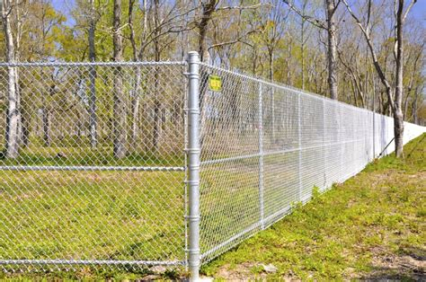 Commercial Chain Link Fence Parts Westside Fence Commercial Chain Link Fence Westside
