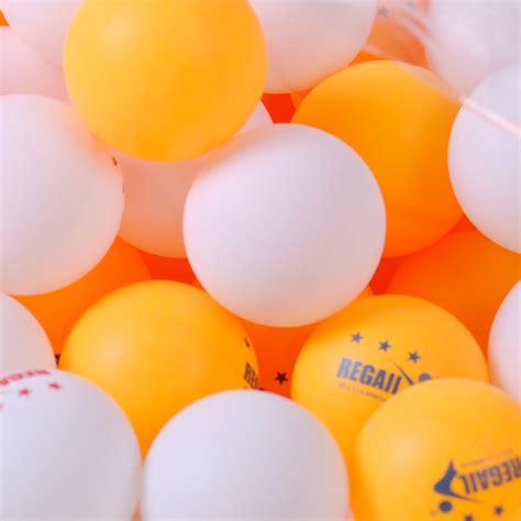 50pcs 3 40mm Olympic Ping Pong Table Tennis White Orange 50x 40mm white orange olympic 3 ping pong table tennis balls sports ebay