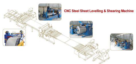 leveling machines cut to length machines yang chen