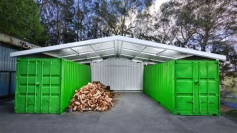 Backyard Shed Office Plans Shipping Container Workshop Shipping Container Workshop