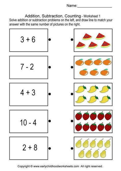 Grade 1 Math Worksheets by Grade 1 Worksheet Clipart Math Kid Maths Addition And Subtraction Bontte Worksheet Primary