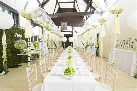 Wedding Aisle Balloons by Bubblegum Balloons Wedding Venue Nether Winchendon