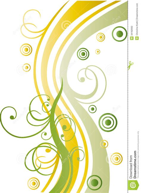 design free stock photo illustration of a colorful abstract border stock vector illustration of blossoming