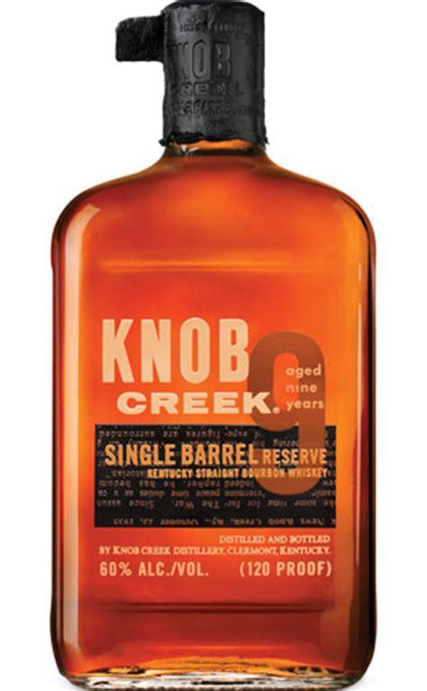 Knob Creek Or Woodford Reserve by Knob Creek Single Barrel Reserve Kentucky