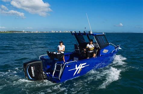 yellowfin boats cost boat listing quintrex yellowfin 6700 offshore hard top