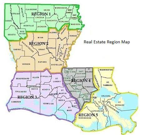 louisiana dotd map real estate