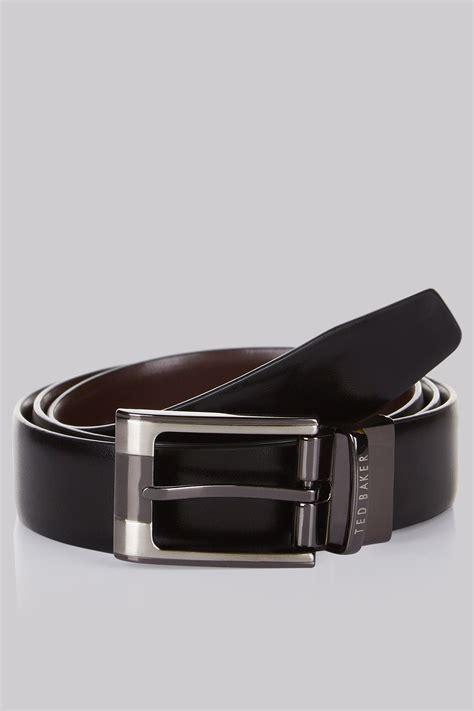 Ted Baker Belt Reversible ted baker black reversible belt