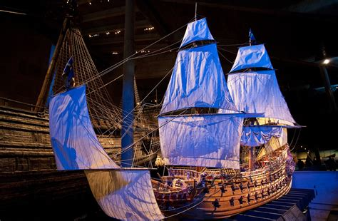 the vasa museum in stockholm closes for renovations