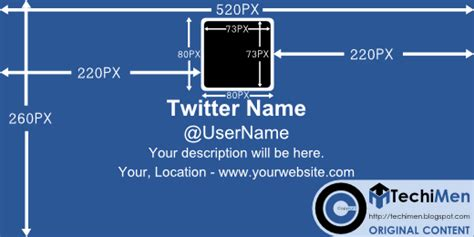 Header Layout | design twitter header or cover layout techimen