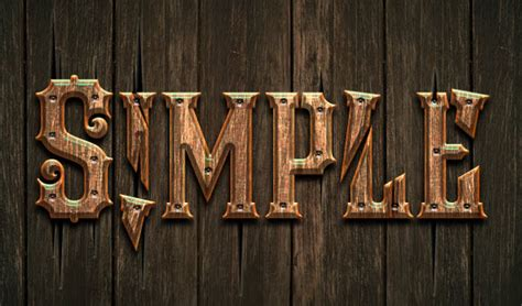 photoshop tutorial logo in wood latest text effect photoshop tutorials 17 tuts idevie