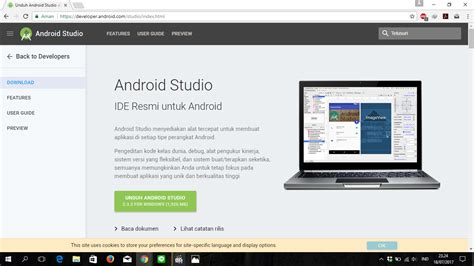 tutorial instal java di windows 7 tutorial install android studio di windows aditya