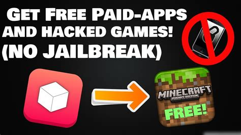 paid apps free hacked apps games no jailbreak no pc ios 10 how to get paid ios apps for free pre hacked games no