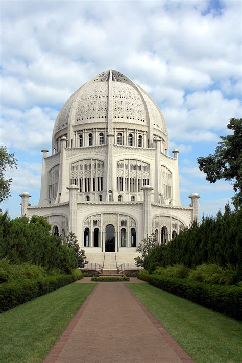 bahá í house of worship file baha i house of worship in illinois jpg wikimedia commons