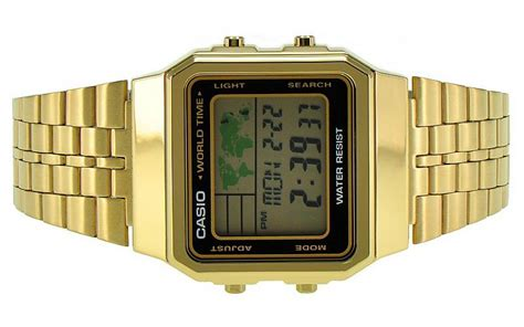 Casio Digital A500wga 9 Original Gold casio digital vintage retr end 1 9 2018 4 15 pm myt