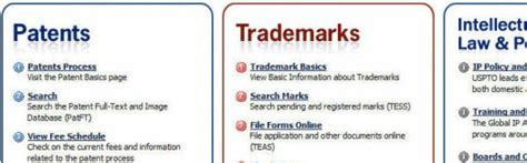 us patent office search