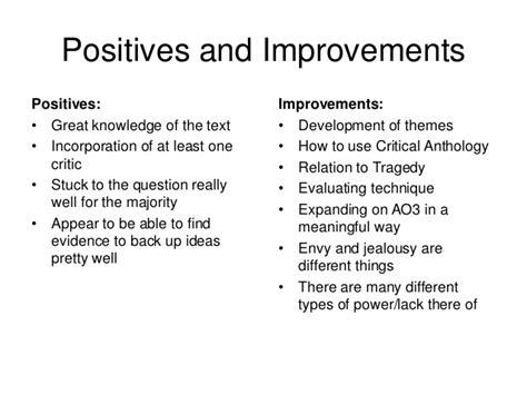 themes in the text othello othello mock improvements