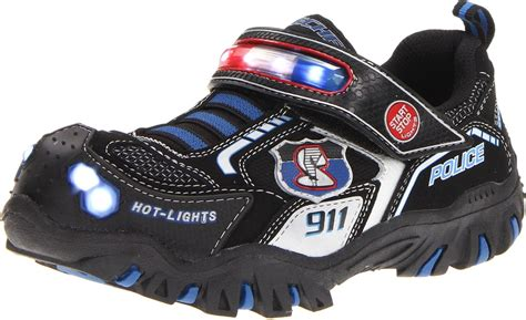 skechers lights for adults police should wear red and blue light up shoes for when