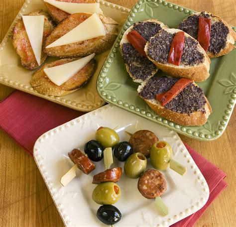holiday appetizers spanish style
