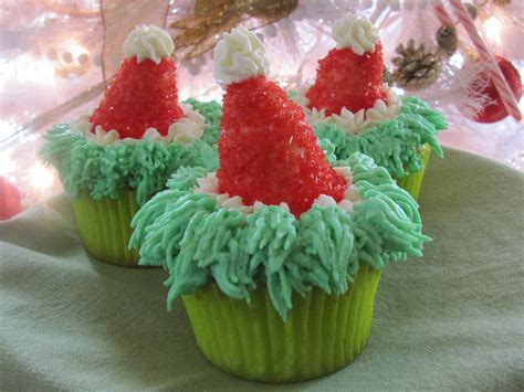 grinch s grinch cupcakes s green apron