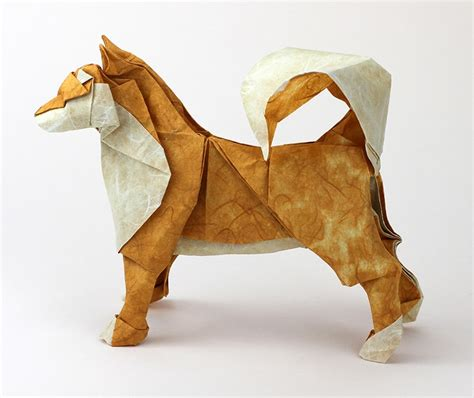 origami puppy 25 pawsome origami dogs that you mutt see