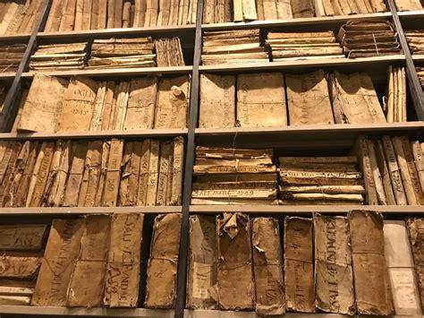 cosa vedere a napoli visitare l archivio storico