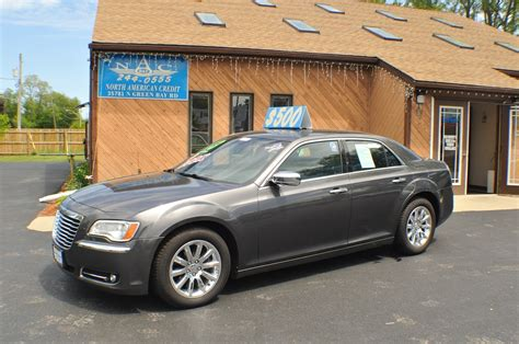 2013 Chrysler 300c by 2013 Chrysler 300c Gray Used Sedan Sale