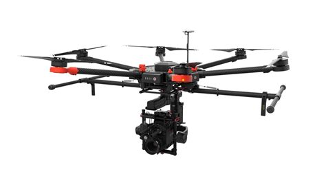 dji launches the m600 drone hexacopter in grand style