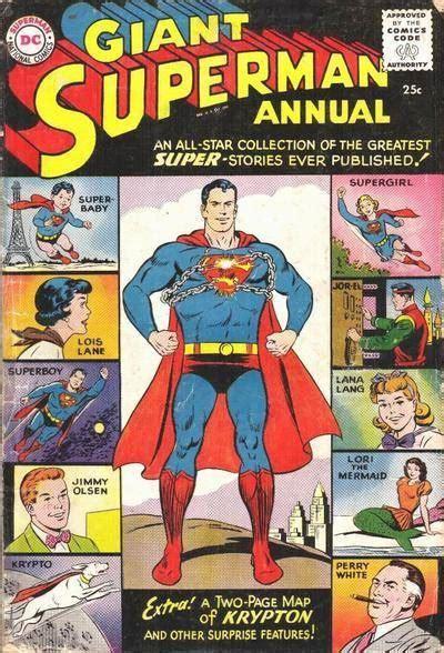 superman annual volume comic vine