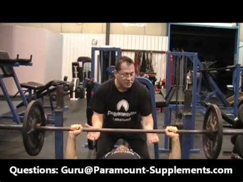spotting bench press how to safely bench press heavy alone without a spotter funnycat tv