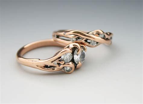 custom wedding rings for your special day the wedding