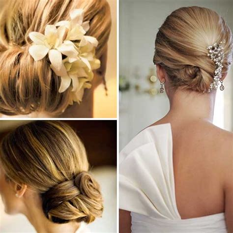 How To Do Wedding Hairstyles At Home by How To Do An Updo Hairstyle At Home