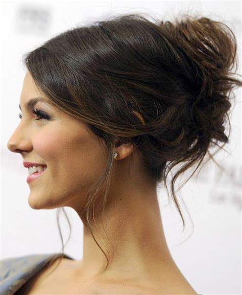 hairstyles easy but cute cute easy updo hairstyles for women 2015