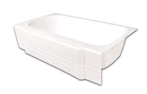 plastic bathtub liner sure fit 174 bath kitchen premium acrylic bathtub liners
