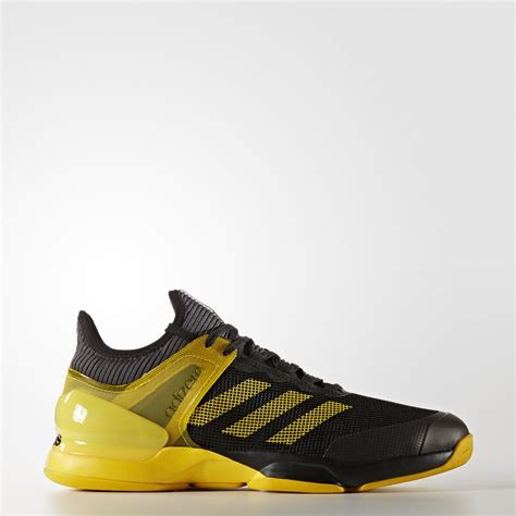 Adidas Adizero 2 0 adidas mens adizero ubersonic 2 0 tennis shoes black