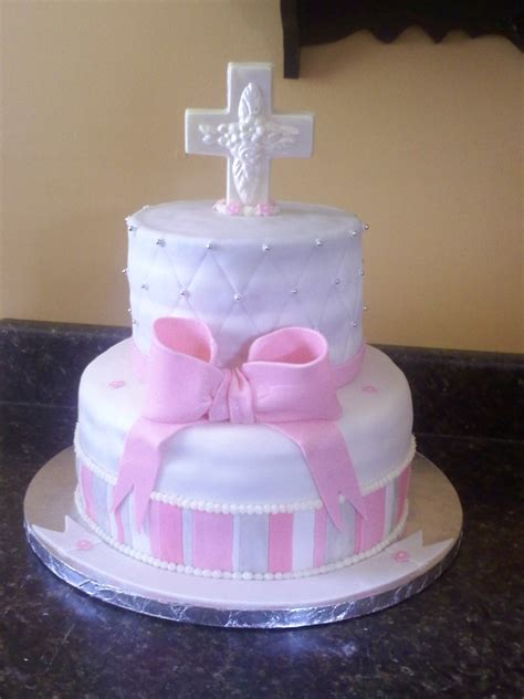Taufe Torte by Your Cakes Baptism Cake Cupcakes