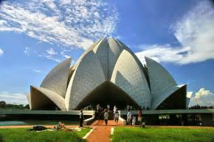 Lotus Temple Lotus Temple Is The Remarkable Architectures Of Bahai
