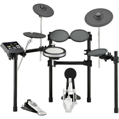 Drum Elektrik Yamaha Dtx522 yamaha dtx522k electronic drum kit at gear4music
