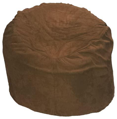 microfiber bean bag chair plush microfiber bean bag chocolate 5 bean bag chairs
