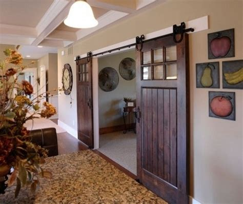interior barn door hardware kit home interiors
