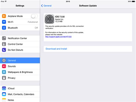 update layout ios how to update iphone ipad or ipod touch to ios 7 auto