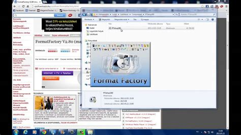 format factory youtube videos vide 243 elforgat 225 sa format factory val youtube