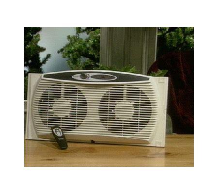 window fan with remote window fan with remote qvc com