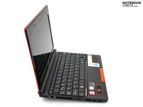 review toshiba nbd amd fusion netbook notebookcheck