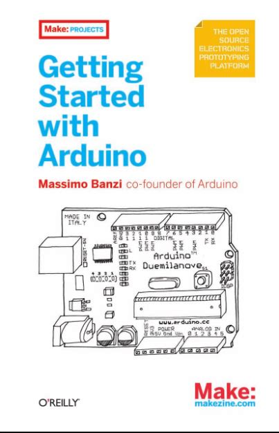 Ebook Arduino Starter Kit Manual arduino ebooks free see and practice